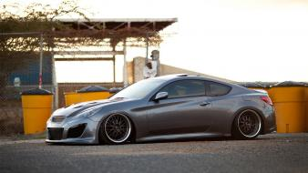 Cars tuning hyundai genesis coupe wallpaper