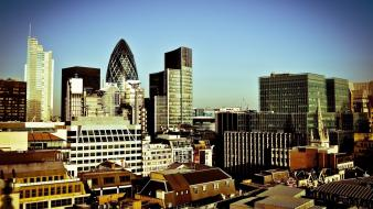 Cityscapes england london cities Wallpaper