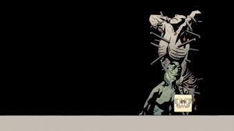Comics abe sapien Wallpaper