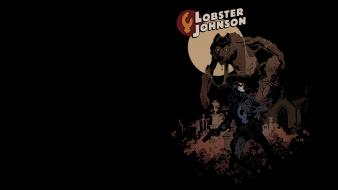 Comics hellboy lobster johnson wallpaper