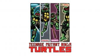 Comics teenage mutant ninja turtles wallpaper