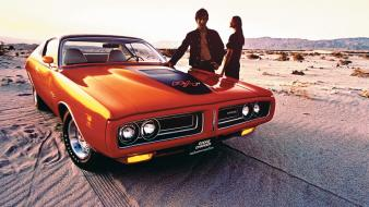 Dodge charger 1971 Wallpaper