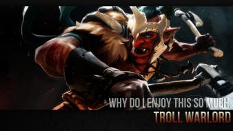 Dota 2 troll wallpaper