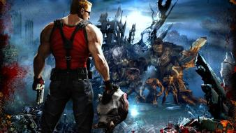 Duke nukem game wallpaper
