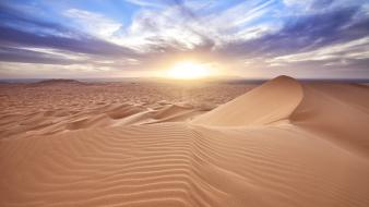 Er rachidia merzouga morocco sun clouds wallpaper