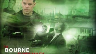 Film matt damon the bourne supremacy wallpaper