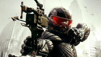 Games crysis armor bows arrows 3 game Wallpaper
