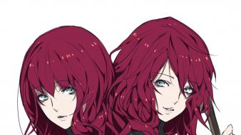 Girls siblings lute back to devola popola wallpaper