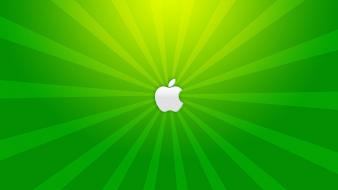 Green apple inc. wallpaper