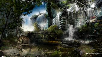 Green plants welcome berlin photo manipulation episode Wallpaper