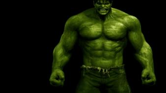 Green the incredible hulk (movie) wallpaper