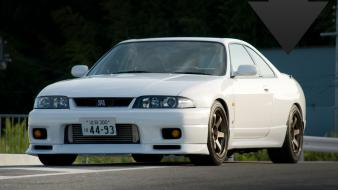 Gtr japanese cars jdm r33 wallpaper