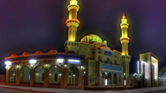 Hdr photography mosque islamic mosques al aqsa Wallpaper