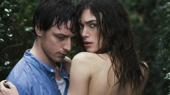 Keira knightley atonement james mcavoy 2007 wallpaper