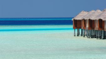 Landscapes maldives Wallpaper
