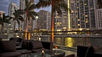 Miami zuma resturant cities cityscapes wallpaper