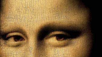 Mona lisa 2006 the da vinci code wallpaper