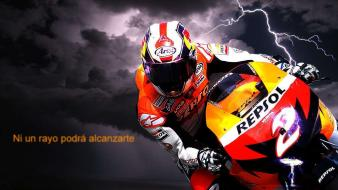 Moto gp dani pedrosa Wallpaper