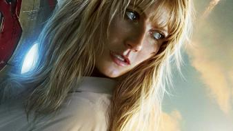 Movies film gwyneth paltrow pepper potts 3 wallpaper