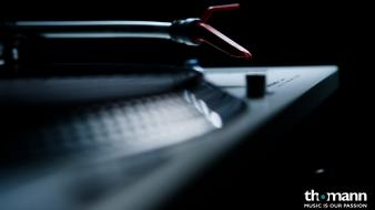Music sound technics technology turntable wallpaper