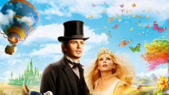 Oz: the great and powerful rachel weisz wallpaper