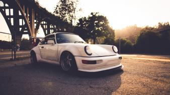 Porsche cars 911 races wallpaper
