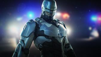 Rc robocop concept art Wallpaper