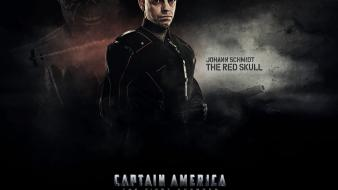 Red skull captain america: the first avenger Wallpaper