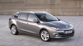 Renault megane sport tourer auto cars wallpaper