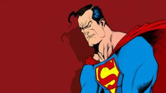 Superman comic art wallpaper