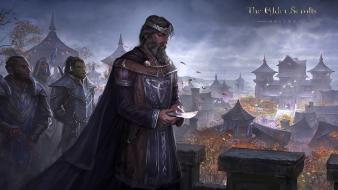 The elder scrolls online artwork wallpaper
