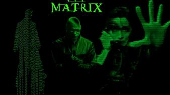 Trinity the matrix film morpheus Wallpaper