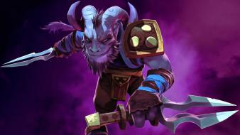 Video games artwork dota 2 riki wallpaper