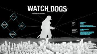 Video games chicago ubisoft watch dogs phone wallpaper