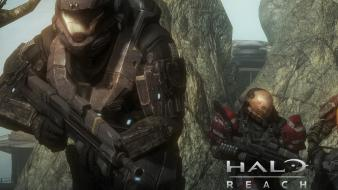 Video games halo reach wallpaper