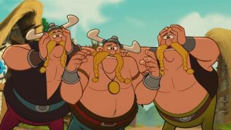 Vikings obelix asterix and Wallpaper