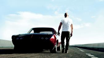 Vin diesel cars fast and furious 6 men Wallpaper