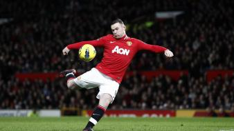 Wayne rooney football player wallpaper