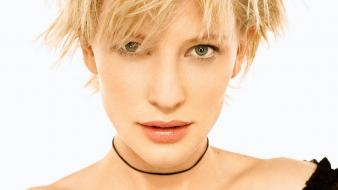 Winner cate blanchett actress black top blondes wallpaper