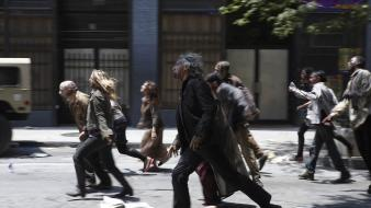 Zombies the walking dead Wallpaper