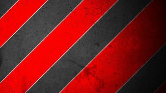 Abstract minimalistic digital art stripes wallpaper