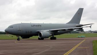 Airbus a310 bundeswehr german air force wallpaper