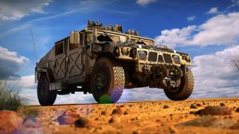 Army military cars hummer wallpaper