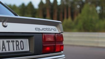Audi gatebil quattro cars drift wallpaper