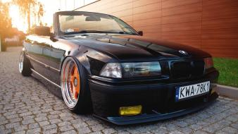 Bmw 3 series e36 cars wallpaper