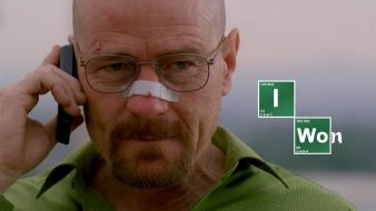 Breaking bad bryan cranston walter white bandaids Wallpaper