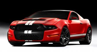 Cars ford mustang 2014 gt Wallpaper
