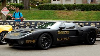 Cars gumball 3000 super Wallpaper