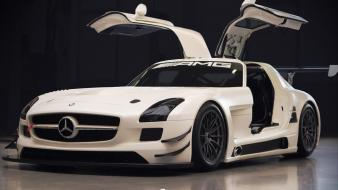 Cars mercedes sls Wallpaper