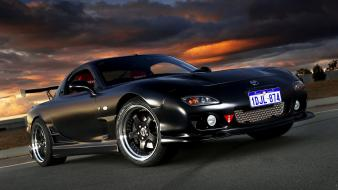 Cars tuning mazda rx-7 wallpaper